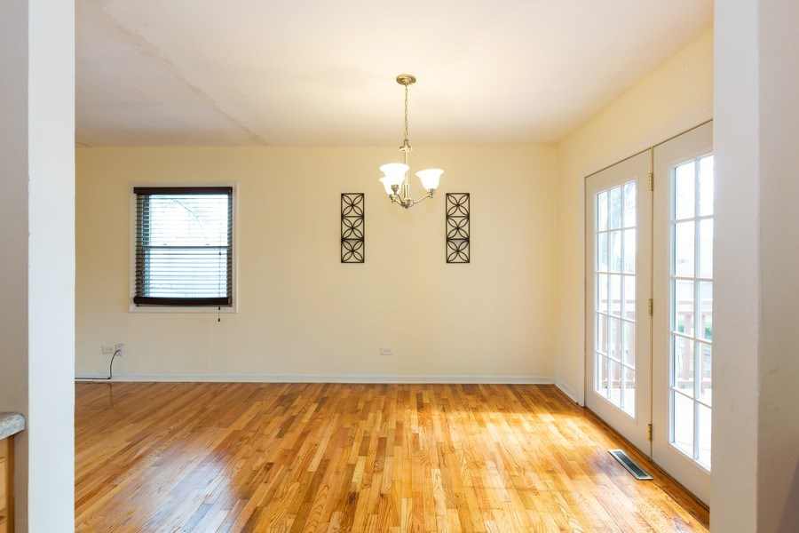 Real Estate Photography - 3009 Hopkins St, Steger, IL, 60475 - Dining Room