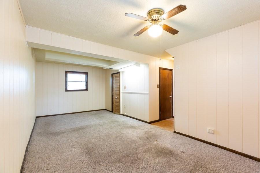 Real Estate Photography - 3009 Hopkins St, Steger, IL, 60475 - Basement