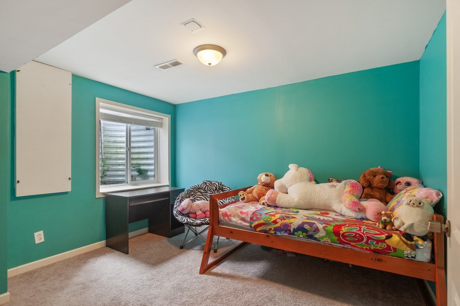 Real Estate Photography - 1565 Prospect Circle, Pingree Grove, IL, 60140 - Kids Area