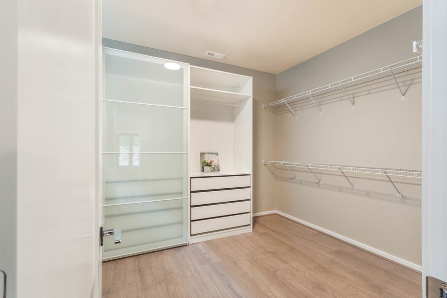 Real Estate Photography - 35516 S 56th Ave, Auburn, WA, 98001 - Master Bedroom Closet