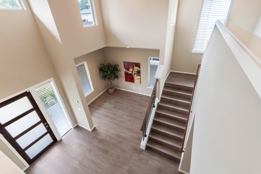 Real Estate Photography - 35516 S 56th Ave, Auburn, WA, 98001 - Staircase
