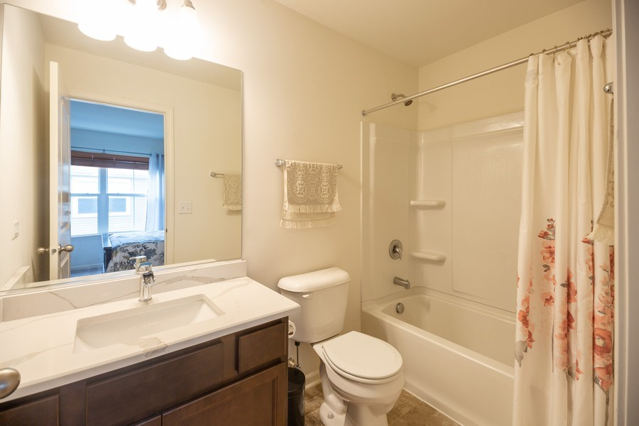 Real Estate Photography - 1175 Evergreen Ave, Des Plaines, IL, 60016 - Bathroom