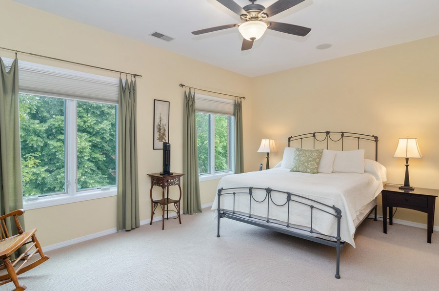 Real Estate Photography - 1443 Cleveland, Chicago, IL, 60610 - Master Bedroom