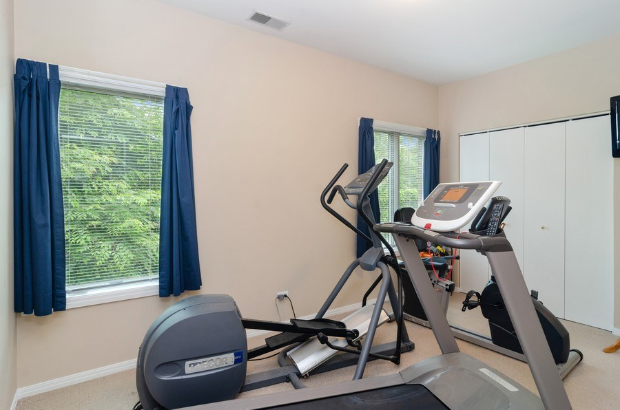 Real Estate Photography - 1443 Cleveland, Chicago, IL, 60610 - 2nd Bedroom