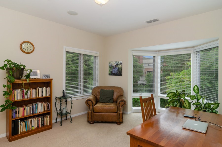 Real Estate Photography - 1443 Cleveland, Chicago, IL, 60610 - 3rd Bedroom