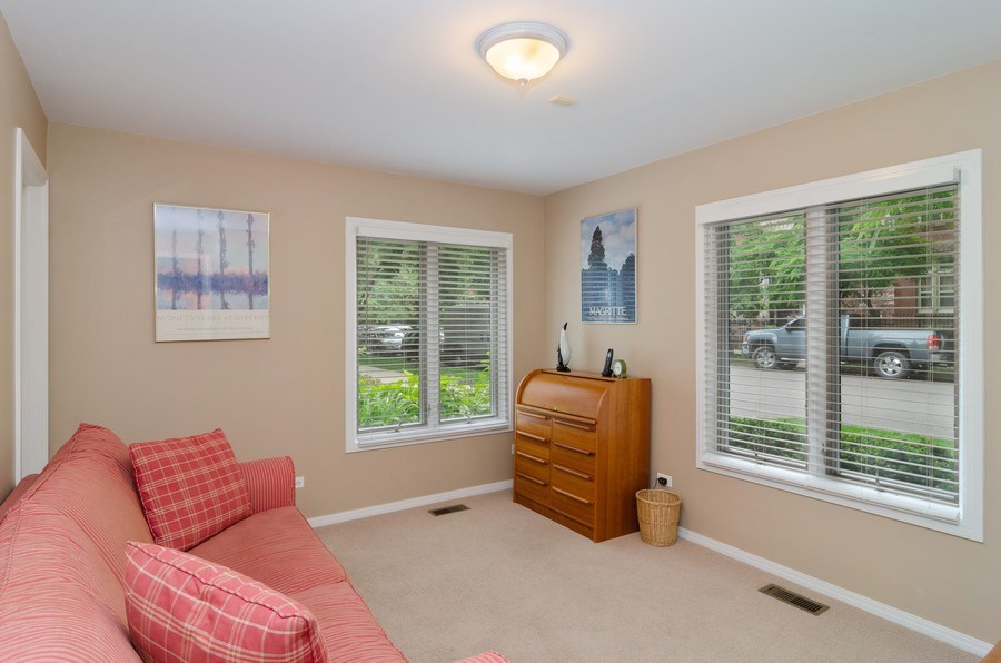 Real Estate Photography - 1443 Cleveland, Chicago, IL, 60610 - Family Room