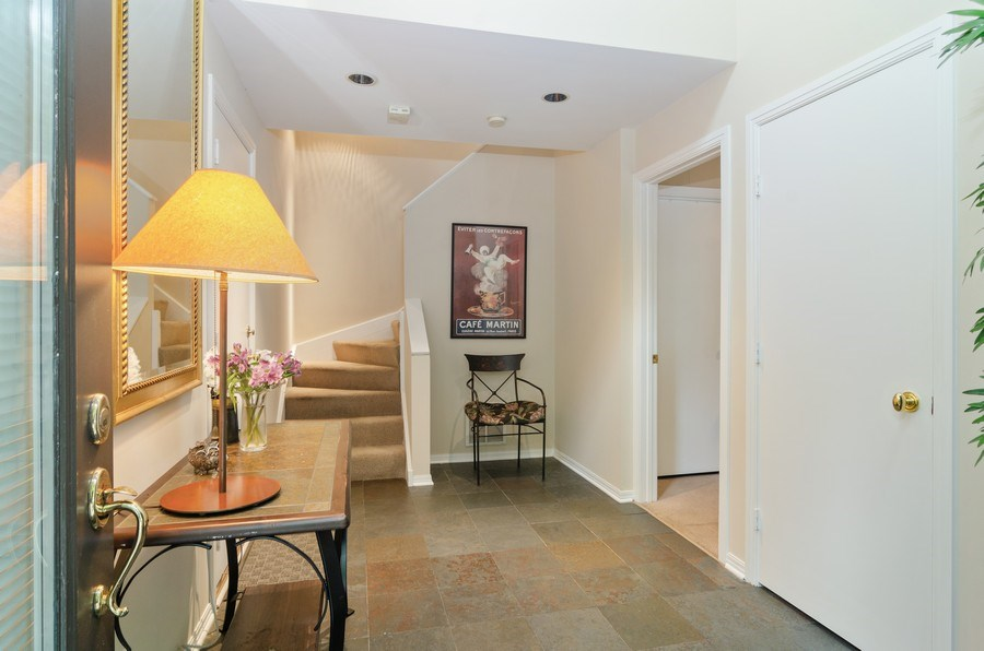 Real Estate Photography - 1443 Cleveland, Chicago, IL, 60610 - Foyer