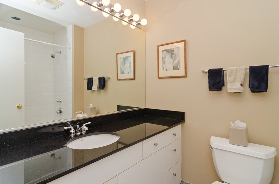 Real Estate Photography - 1443 Cleveland, Chicago, IL, 60610 - Bathroom
