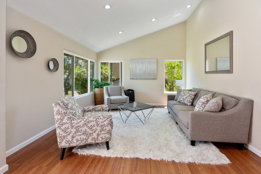 Real Estate Photography - 1105 Nicklaus Ave, Milpitas, CA, 95035 - Living Room