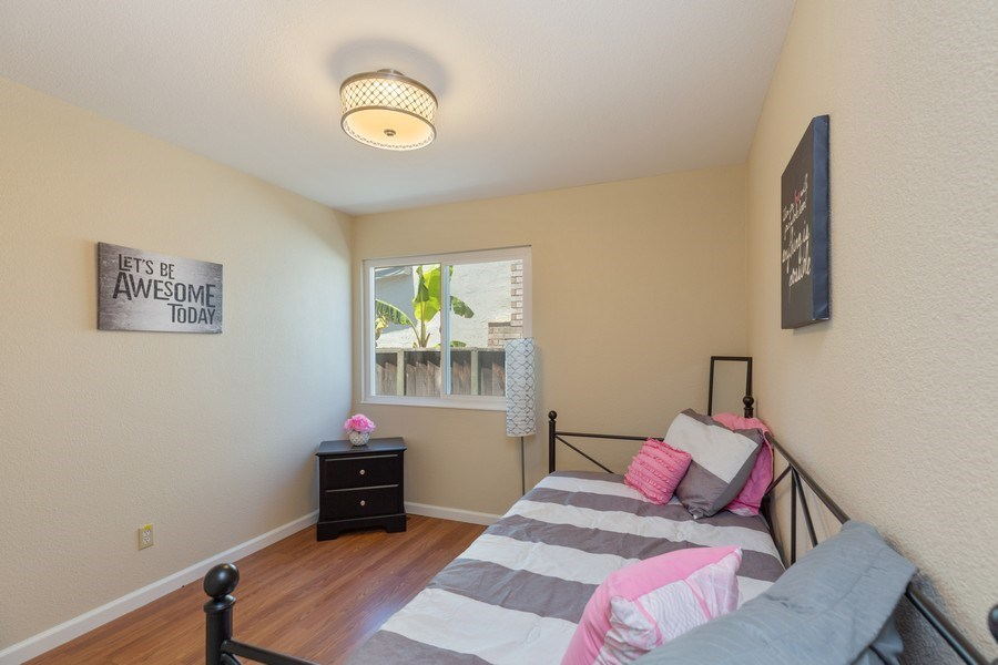 Real Estate Photography - 1105 Nicklaus Ave, Milpitas, CA, 95035 - 3rd Bedroom