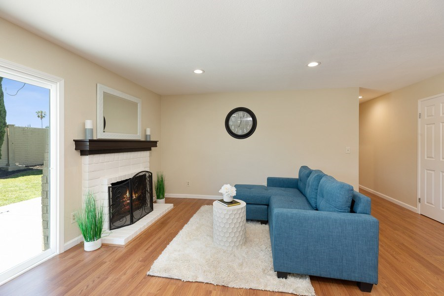 Real Estate Photography - 1105 Nicklaus Ave, Milpitas, CA, 95035 - Family Room
