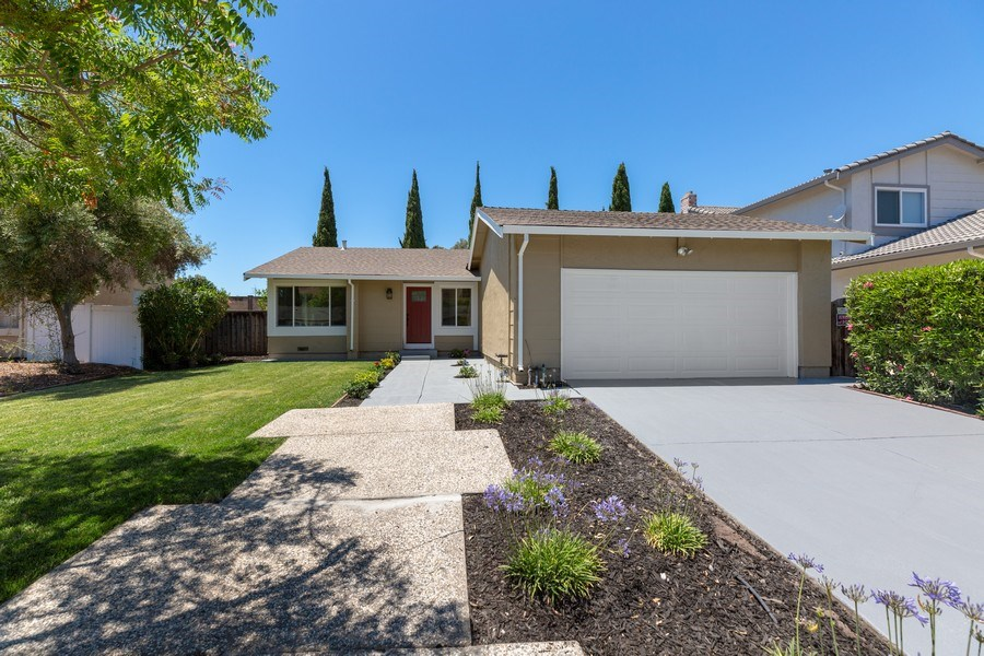 Real Estate Photography - 1105 Nicklaus Ave, Milpitas, CA, 95035 - Front View