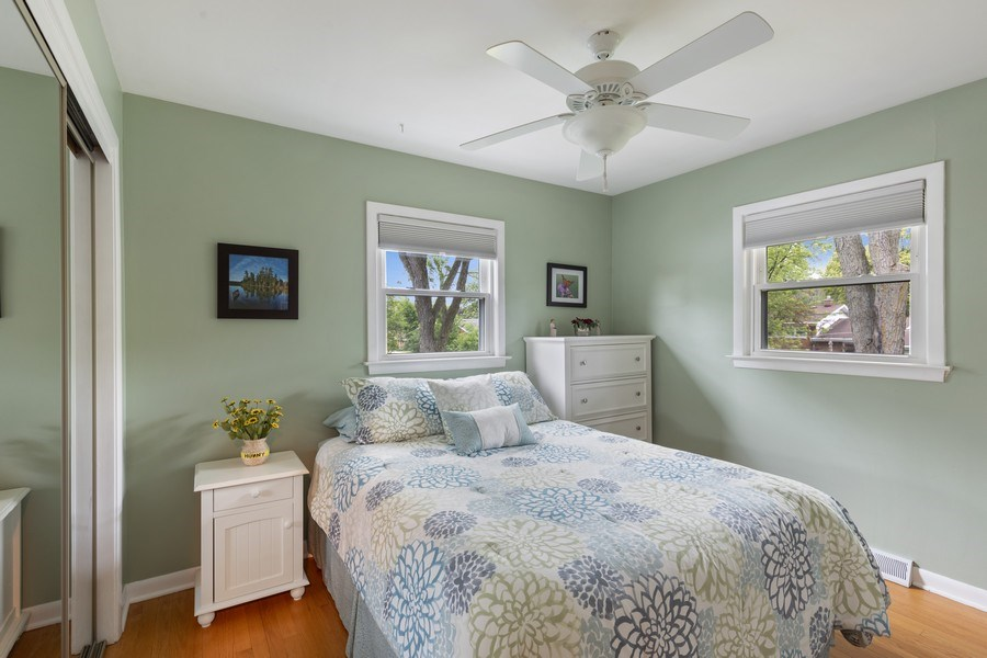 Real Estate Photography - 216 S. Yale Avenue, Arlington Heights, IL, 60005 - 2nd Bedroom