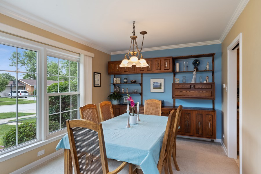 Real Estate Photography - 216 S. Yale Avenue, Arlington Heights, IL, 60005 - Dining Room