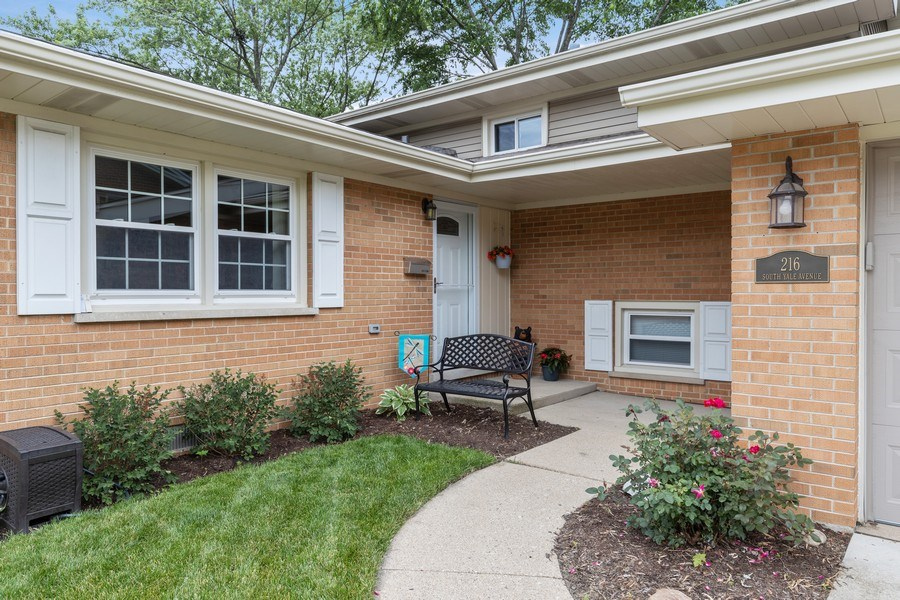 Real Estate Photography - 216 S. Yale Avenue, Arlington Heights, IL, 60005 - Entryway