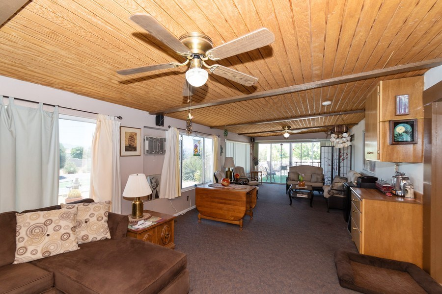Real Estate Photography - 16401 Nosoni Rd., Apple Valley, CA, 92307 - Family Room