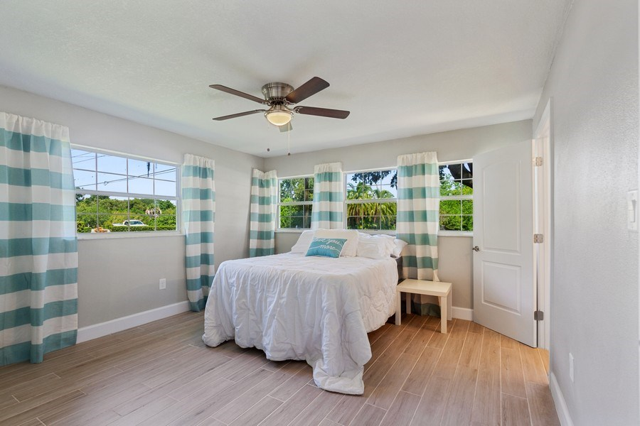 Real Estate Photography - 11154 Park ave, Windermere, FL, 34786 - 2nd Bedroom