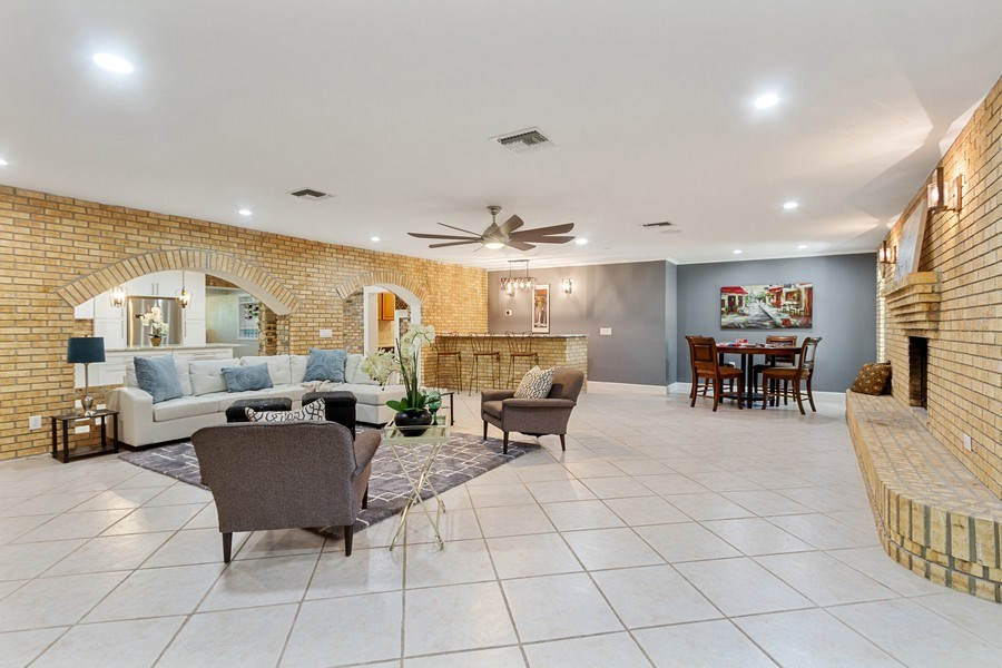 Real Estate Photography - 11154 Park ave, Windermere, FL, 34786 - Great Room