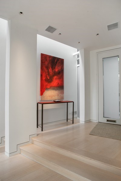 Real Estate Photography - 2138 N. Racine, Chicago, IL, 60614 - Foyer