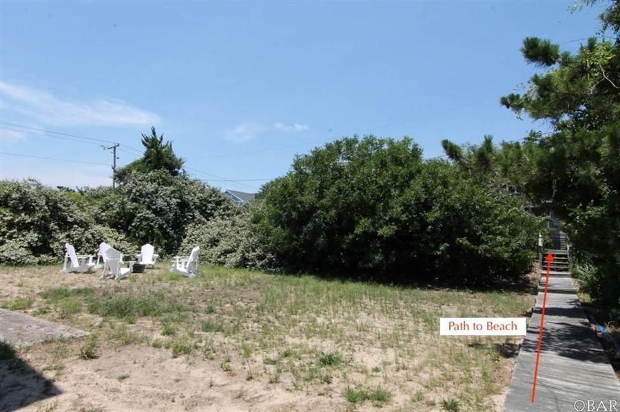 Real Estate Photography - 244 Ocean Blvd, Lot 5, Southern Shores, NC, 27949 - Location 30