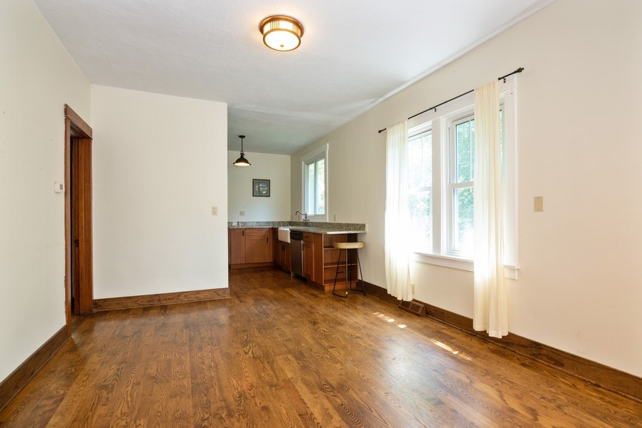 Real Estate Photography - 112 Park St, Algonquin, IL, 60102 - Dining Room