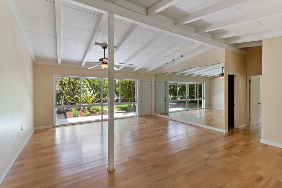 Real Estate Photography - 3762 Riverland Road, Ft. Lauderdale, FL, 33312 - Living Room