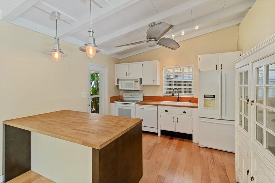 Real Estate Photography - 3762 Riverland Road, Ft. Lauderdale, FL, 33312 - Kitchen