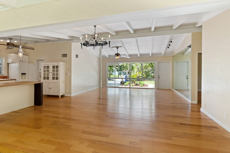 Real Estate Photography - 3762 Riverland Road, Ft. Lauderdale, FL, 33312 - Great room
