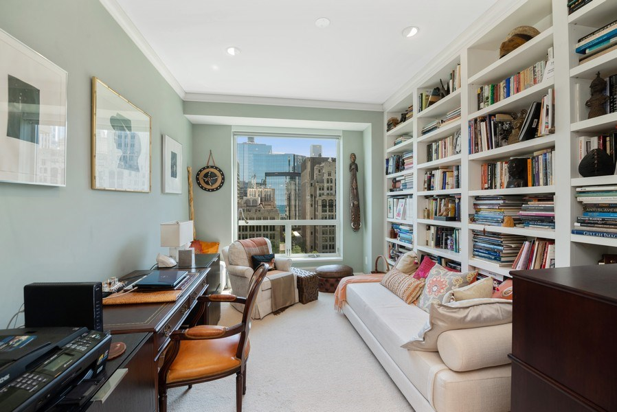 Real Estate Photography - 270 E Pearson, Apt 1102, Chicago, IL, 60611 - 2nd Bedroom