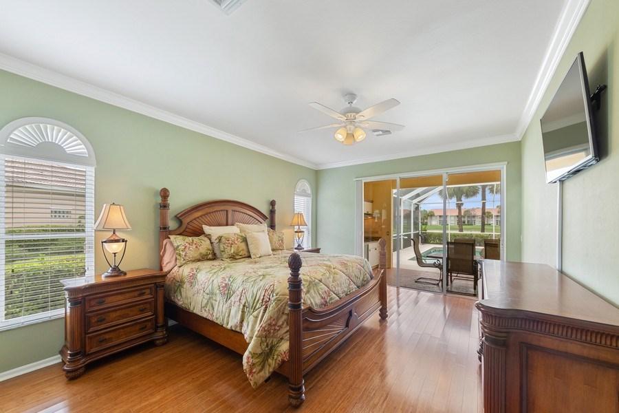 Real Estate Photography - 7957 Gator Palm Dr, Fort Myers, FL, 33966 - Master Bedroom