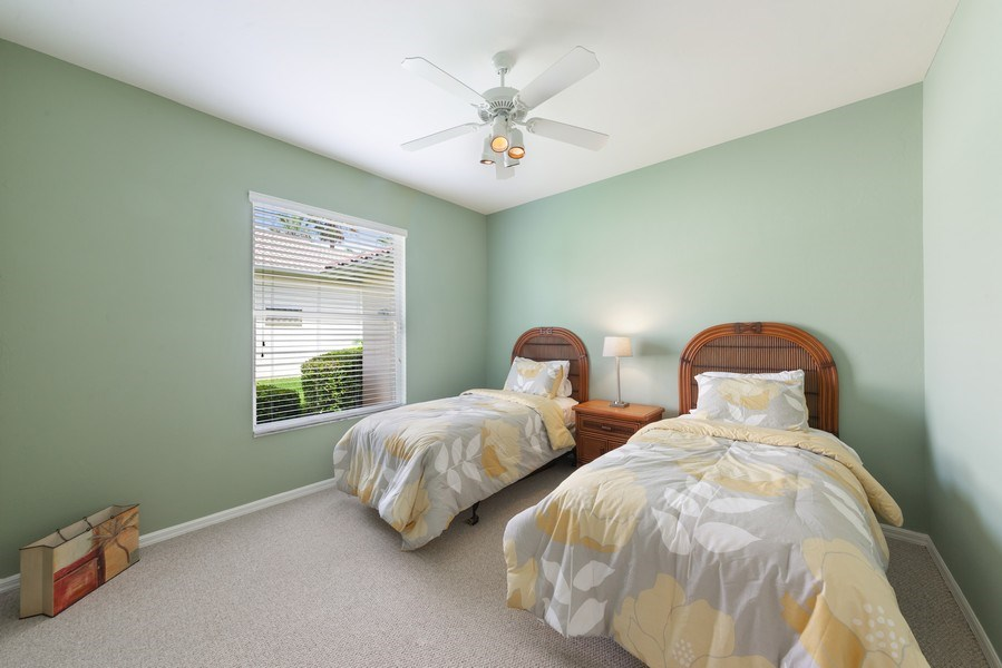 Real Estate Photography - 7957 Gator Palm Dr, Fort Myers, FL, 33966 - 3rd Bedroom