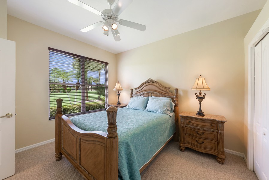 Real Estate Photography - 7957 Gator Palm Dr, Fort Myers, FL, 33966 - 4th Bedroom