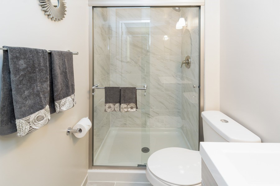 Real Estate Photography - 7805 Green St, Clinton, MD, 20735 - 2nd Bathroom