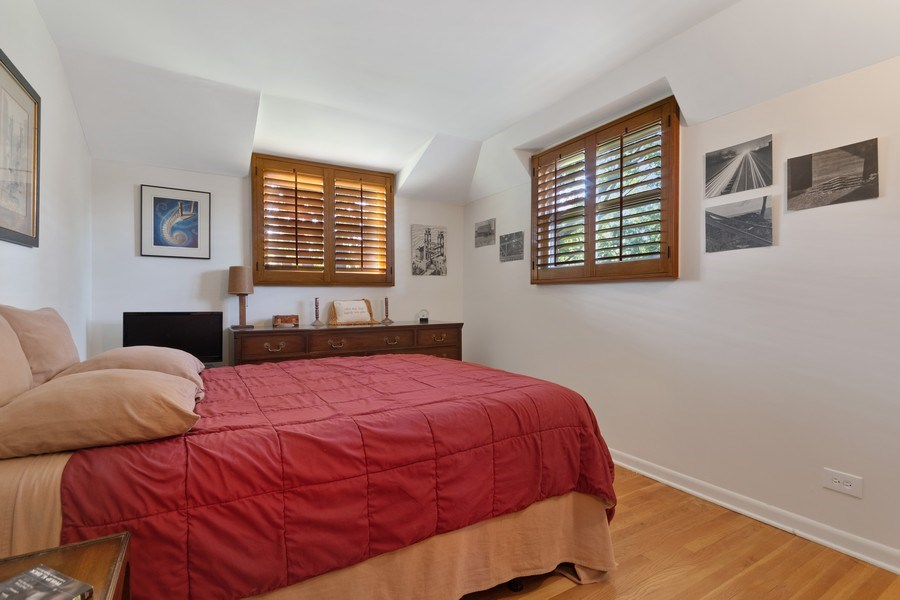 Real Estate Photography - 1810 N Dale Ave, Arlington Heights, IL, 60004 - 2nd Bedroom