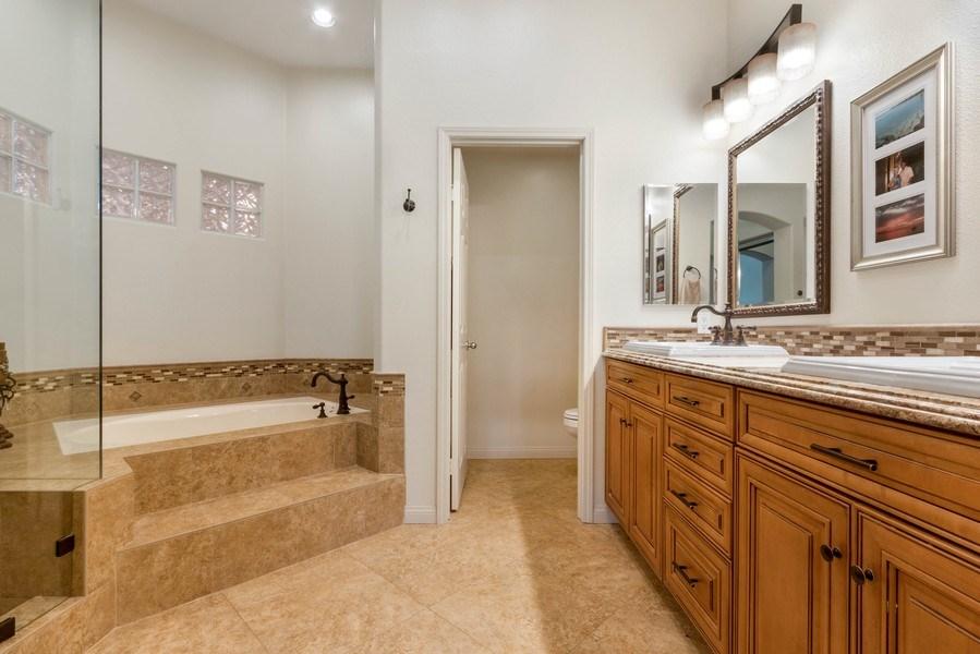 Real Estate Photography - 10 Stoney Point, Laguna Niguel, CA, 92677 - Master Bathroom