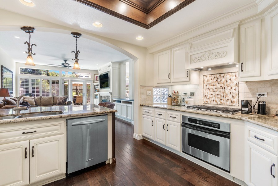 Real Estate Photography - 10 Stoney Point, Laguna Niguel, CA, 92677 - Kitchen