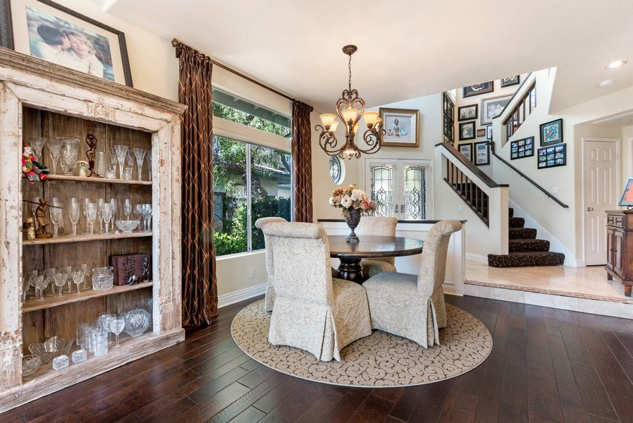 Real Estate Photography - 10 Stoney Point, Laguna Niguel, CA, 92677 - Dining Room