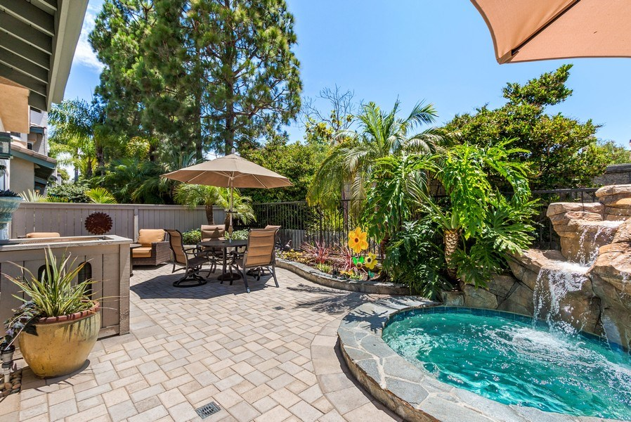 Real Estate Photography - 10 Stoney Point, Laguna Niguel, CA, 92677 - Back Yard