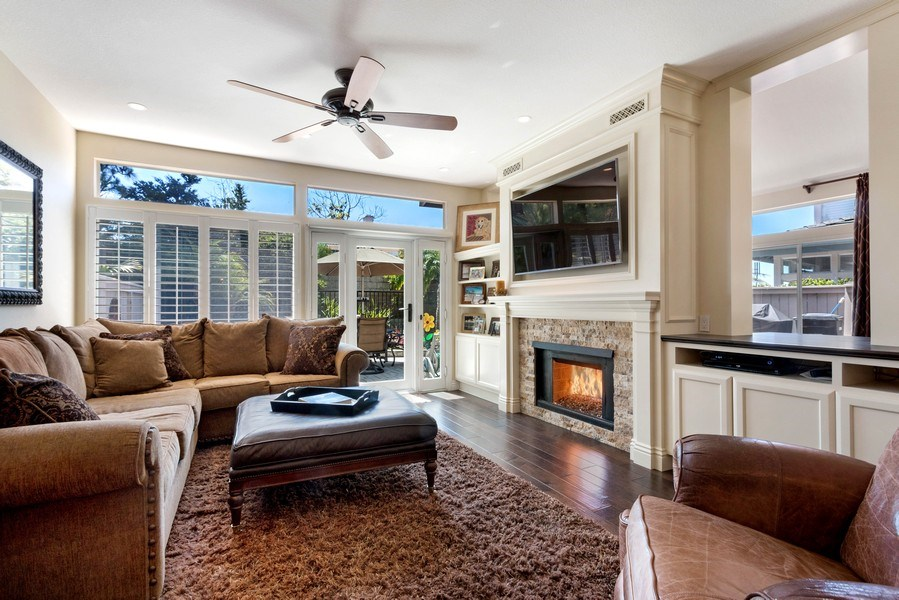 Real Estate Photography - 10 Stoney Point, Laguna Niguel, CA, 92677 - Family Room