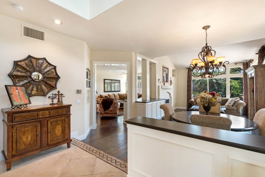 Real Estate Photography - 10 Stoney Point, Laguna Niguel, CA, 92677 - Living Room / Dining Room