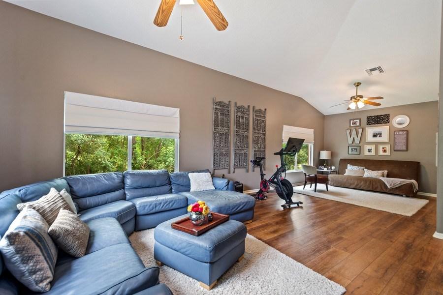 Real Estate Photography - 10417 Greenhedges Dr, Tampa, FL, 33626 - Bonus Room