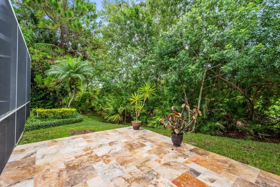 Real Estate Photography - 10417 Greenhedges Dr, Tampa, FL, 33626 - Back Yard