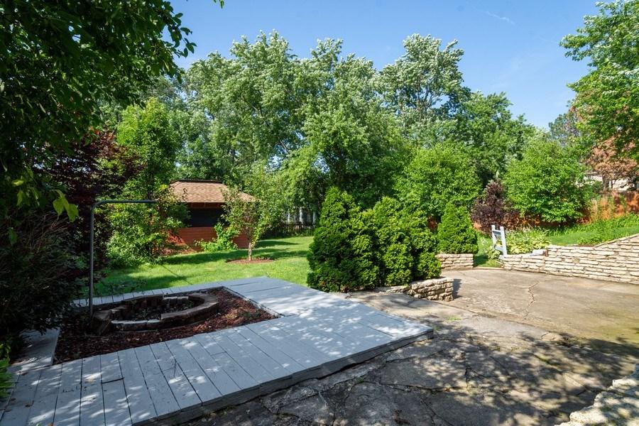 Real Estate Photography - 902 E Main St., Barrington, IL, 60010 - Back Yard