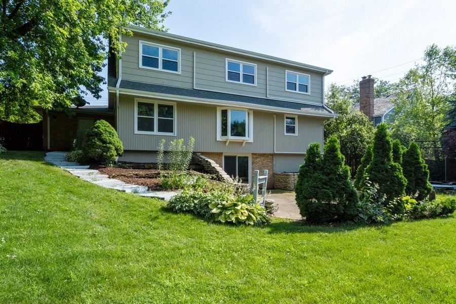 Real Estate Photography - 902 E Main St., Barrington, IL, 60010 - Rear View