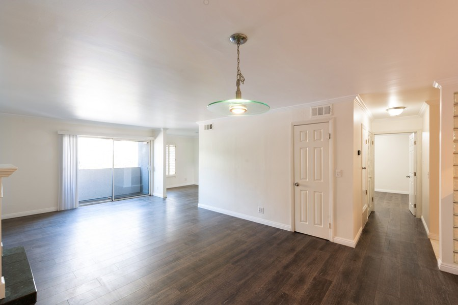 Real Estate Photography - 1940 N Highland Ave., Unit #15, Los Angeles, CA, 90068 - Living Room
