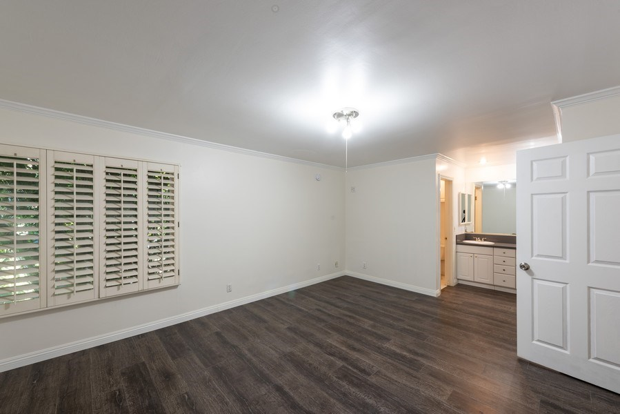 Real Estate Photography - 1940 N Highland Ave., Unit #15, Los Angeles, CA, 90068 - Master Bedroom