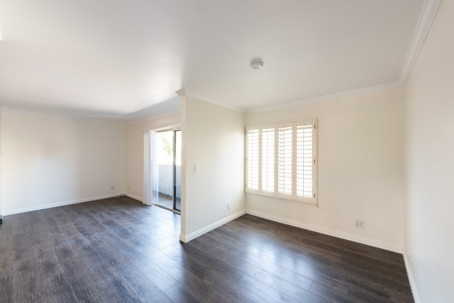 Real Estate Photography - 1940 N Highland Ave., Unit #15, Los Angeles, CA, 90068 - Den