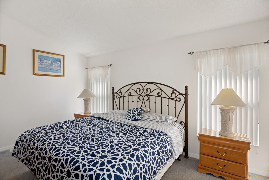 Real Estate Photography - 2508 Oneida Loop, Kissimmee, FL, 34747 - Master Bedroom