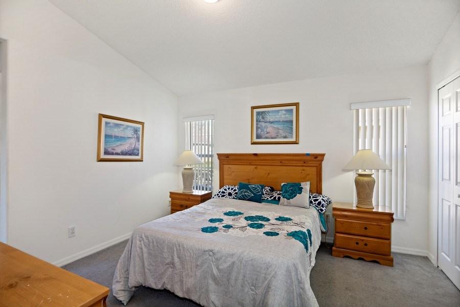 Real Estate Photography - 2508 Oneida Loop, Kissimmee, FL, 34747 - 2nd Bedroom