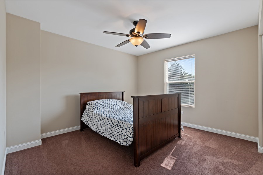 Real Estate Photography - 3538 Elmwood ave, Berwyn, IL, 60402 - 2nd Bedroom